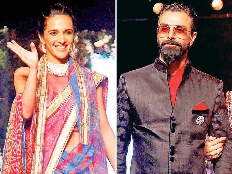 Tara Sharma, Ashmit Patel also attended the charity event. (Photo: Yogen Shah)