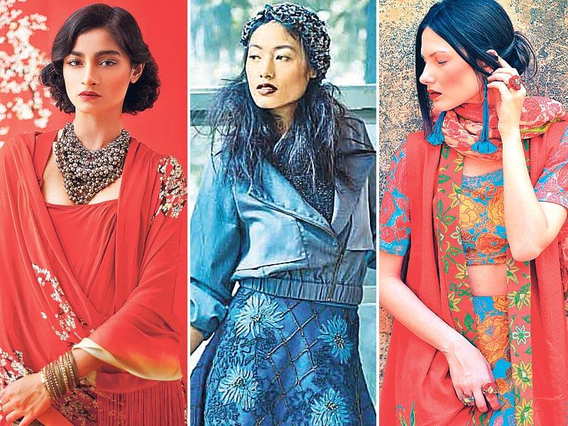 Fashion week kicks off in the Capital on Wednesday with over 100 designers ready to show through the ramp and stalls. With inspiration that ranges from a Parisian romance to military uniforms seen with a playful eye, the event seems to be potent with creative excitement. Here's a preview. (Text: Snigdha Ahuja)