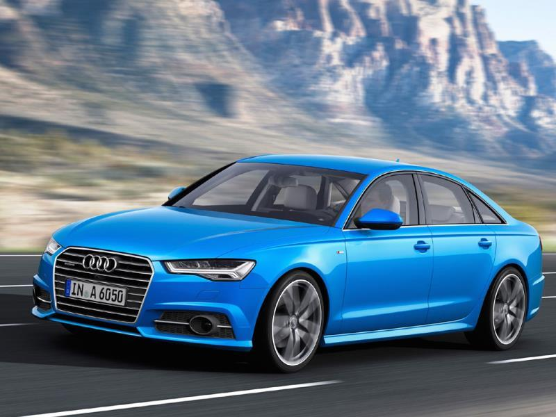 The Audi A6 2.0 TDI 'Ultra' S tronic : When specified with Audi's paddle-shift seven-speed dual clutch transmission mated to the 187bhp engine, you'll get 67.3mpg (4.2l/100km) combined cycle, 109g/km CO2 emissions. It's no slouch either -- 0-100kph in 8.2 seconds; however, it is the only car in this list with front- rather than rear-wheel drive, something that still makes a huge difference to serious drivers -- even those with a greener outlook. Photo:AFP