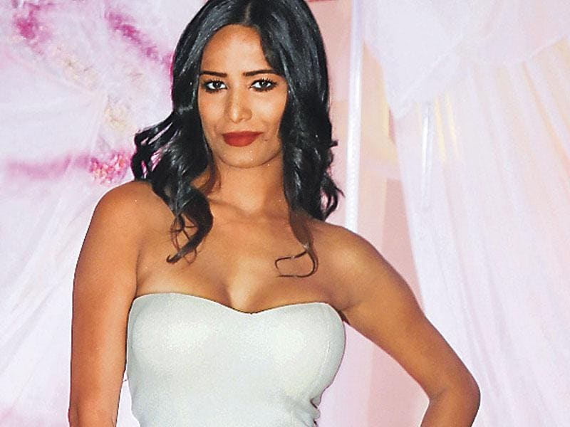 Poonam Pandey at an event. (Photo: Yogen Shah)