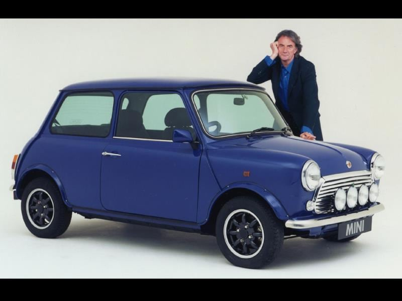 ...led to a fully-fledged production model : However, unlike the Jagaur, the one-off Mini actually led to a fully-fledged production model too. The stripes were ditched in favor of a unique 'Paul Smith' dark blue with a contrasting black leather and citrus green interior. When it went on sale as a limited edition in 1998, it was the most luxurious production Mini built to date, with a host of optional extras as standard. Photo:AFP