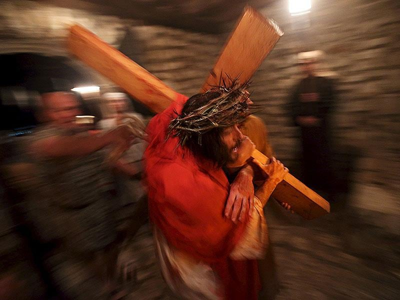 The Passion of Jesus Christ | Explore the Mystery!