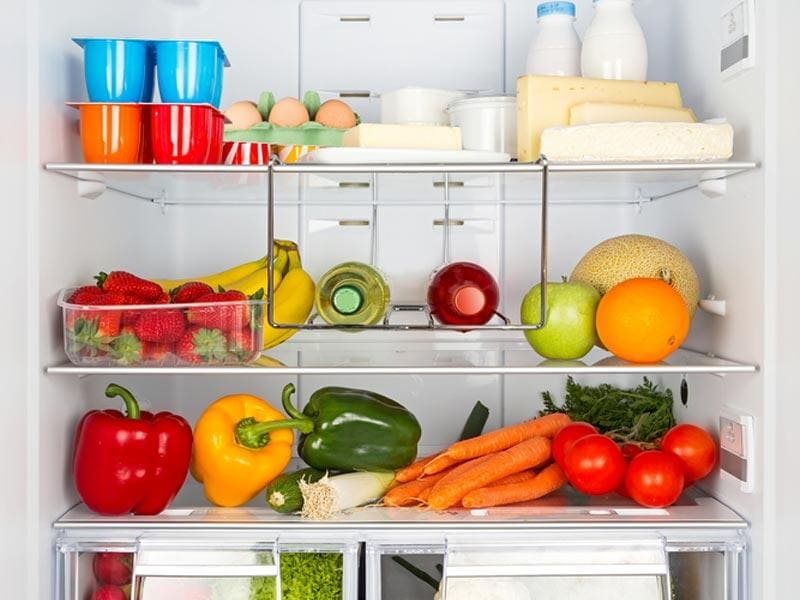 Keep food at safe temperatures: Do not leave cooked food at room temperature for more than two hours. Refrigerate promptly all cooked and perishable food (preferably below 5C). Keep cooked food piping hot (more than 60C) prior to serving. Do not store food too long even in the refrigerator. Do not thaw frozen food at room temperature.
