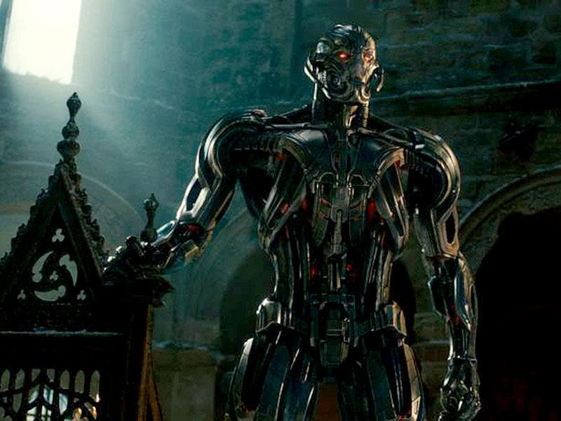 Ultron decides peace can only be maintained on Earth if humanity is destroyed. Avengers are up against their own Frankenstein's monster. (Courtesy: Marvel)