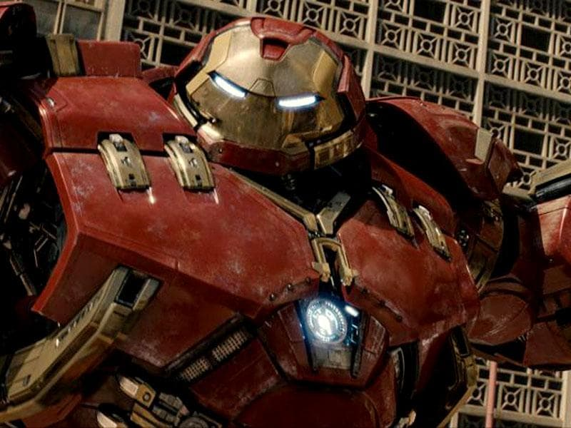 Tony Stark has come up with Hulkbuster and an epic face-off between The Hulk and the new machine is one of the film's highlights. (Courtesy: Marvel)
