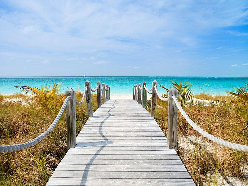 Providenciales is an island in the northwest Caicos Islands, part of the Turks and Caicos Islands, a British Overseas Territory.