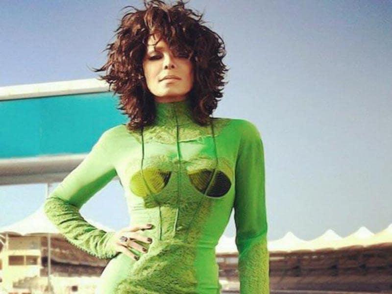 Janet Jackson Nude