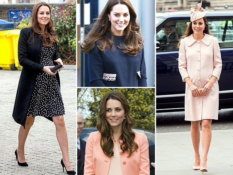 While we wait for the royal baby number two, we're looking through some of our fav fashion looks from the gorgeous mum-to-be.