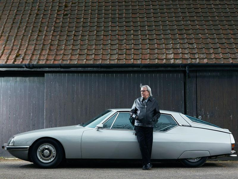 1971 Citroën Maserati SM : Property of former Rolling Stones bassist Bill Wyman, this GT produced by Citroën in the early 1970s houses a powerful 190hp V6 engine by Maserati under its hood. Valued at $53,000 to $64,000. Photo:AFP