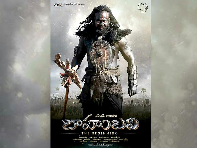 Meet the Kalakeya warlord from Baahubali; ruthless and the barbarian's commander.
