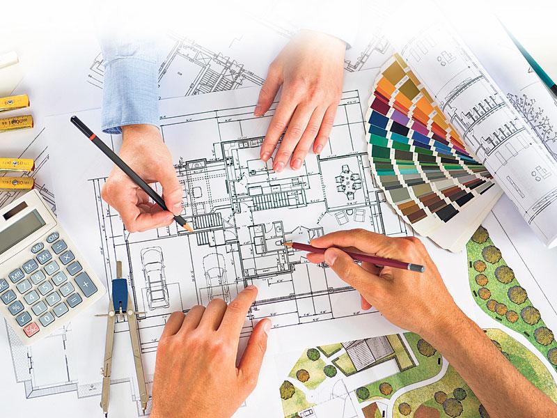 Architects from abroad are emailing their designs to builders which are endorsed and signed off by their Indian counterparts