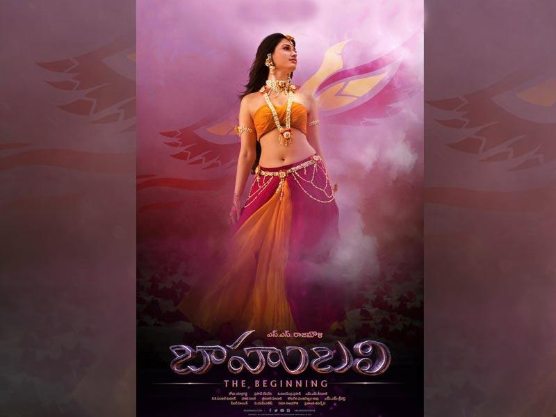Meet Avantika, the angelic avenger in Baahubali.