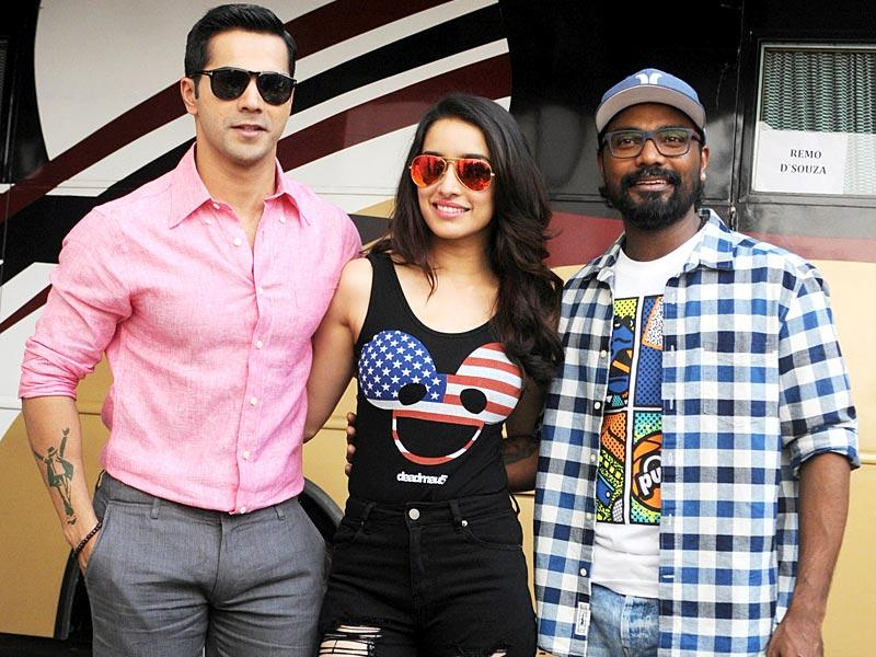ABCD 2 is directed by choreographer-turned-filmmaker Remo D'Souza. (AFP Photo)