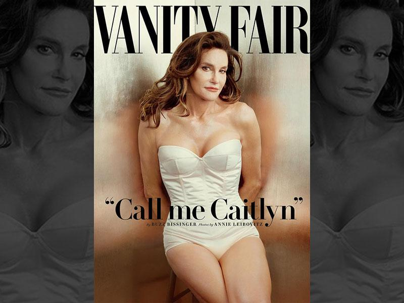 Former Olympic athlete and reality TV star Bruce Jenner, who is transitioning to life as a woman, revealed her new name as Caitlyn Jenner on June 1, 2015 and posed in a white strapless leotard on the cover of Vanity Fair magazine. (Reuters)