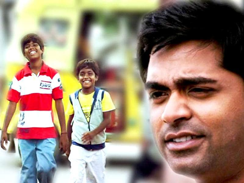 Kaaka Muttai is about two slum boys who crave and set out to taste a pizza after seeing Tamil star Simbu inaugurate an outlet. (KakkaMuttai/Facebook)