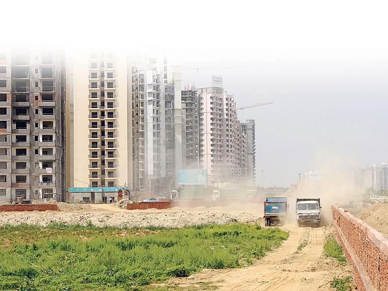 Builders in Noida Extension are demanding additional payments in lakhs from homebuyers