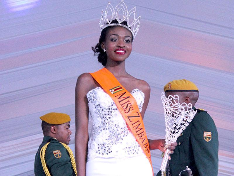 Im clean says new Miss Zimbabwe - Nehanda Radio