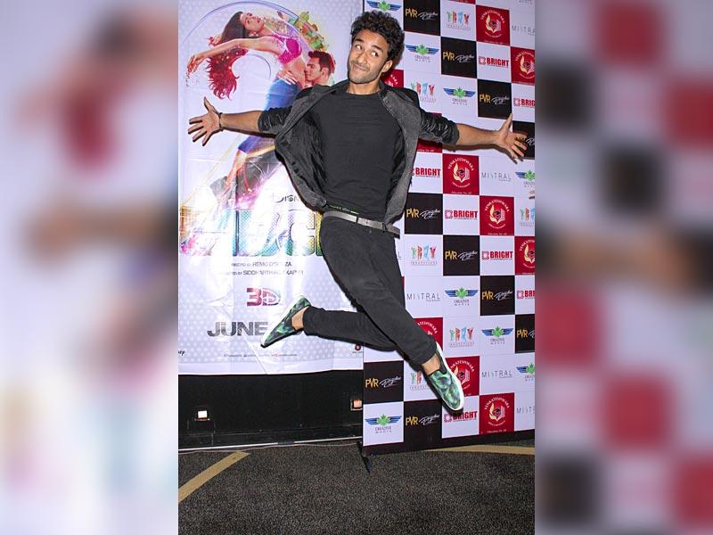 Raghav Juyal will also be seen in an important role in ABCD 2. (Photo: IANS)