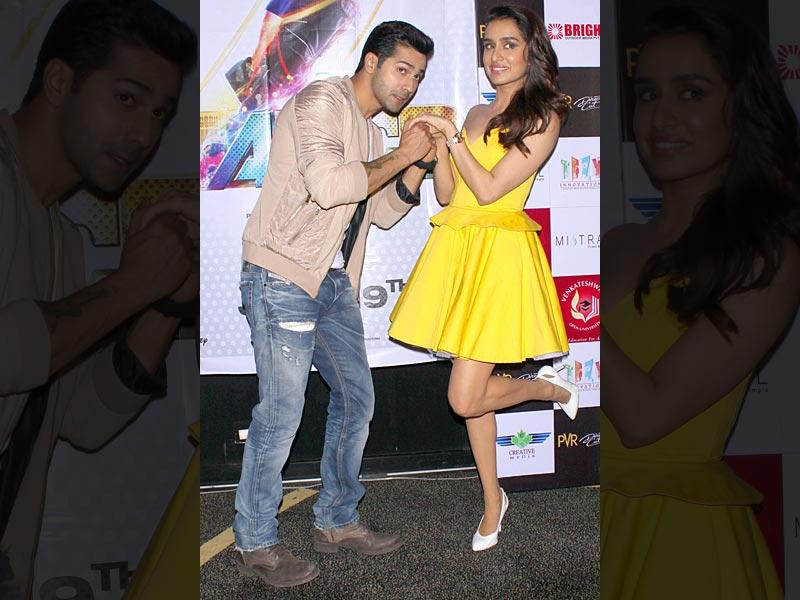 ABCD 2 can be seen in 2D and 3D. (Photo: IANS)