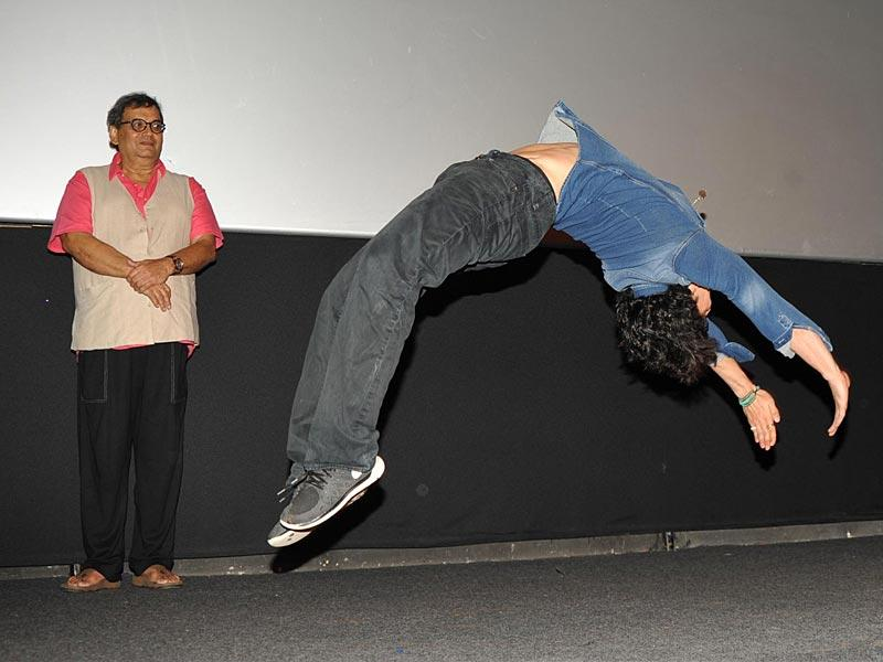 Tiger Shroff will soon be seen in Baghi. (AFP Photo)