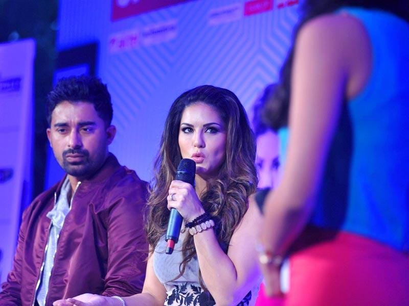 Sunny Leone started hosting Splitsville in 2014. This is her second season. (IANS Photo)