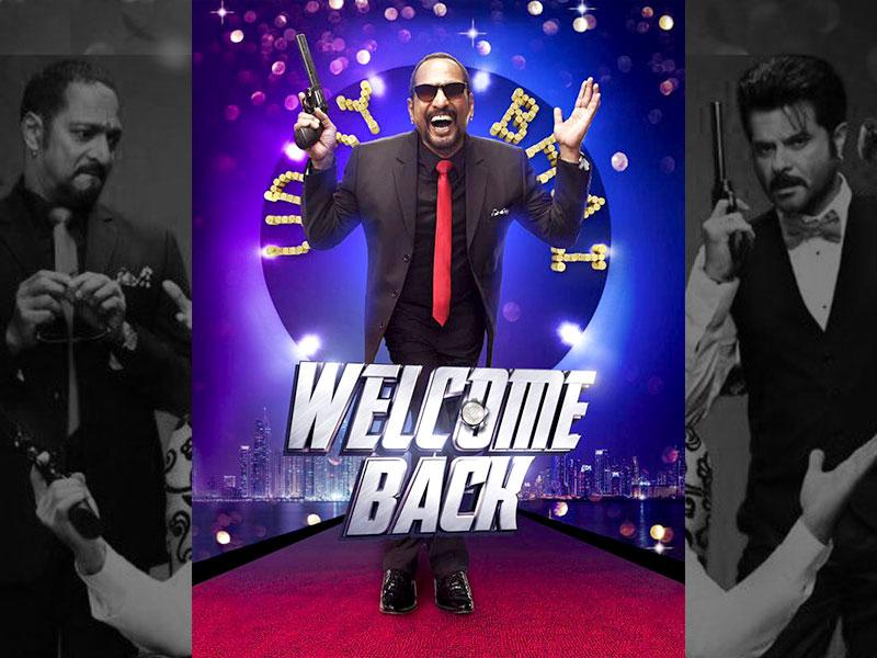 Nana Patekar revives his role in Welcome Back. Uday bhai, his energy and fun is here yet again....Control Uday, CONTROL!