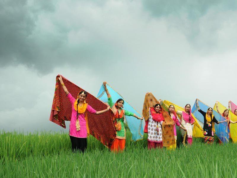 Region Celebrates Teej Punjab Photos Hindustan Times