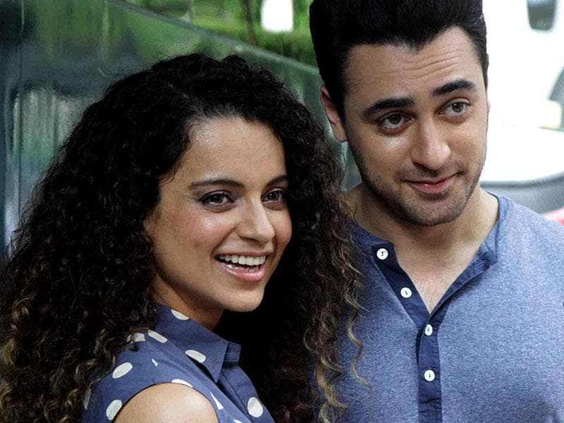 Katti Batti wil hit the screens on September 18, 2015. (AFP Photo)