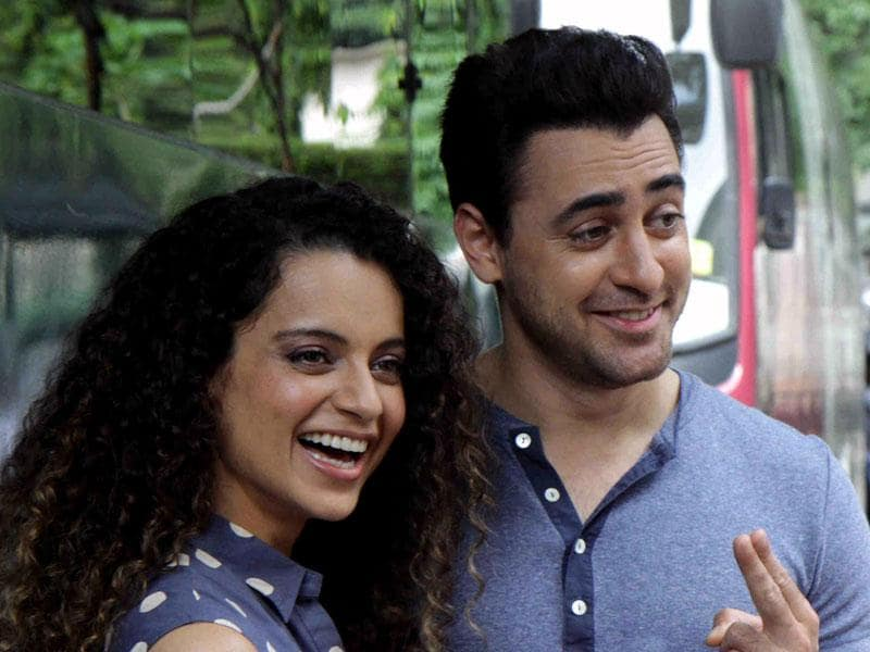 After Queen and Tanu Weds Manu Returns, Kangana is a hot favourite of Bollywood producers. (AFP Photo)
