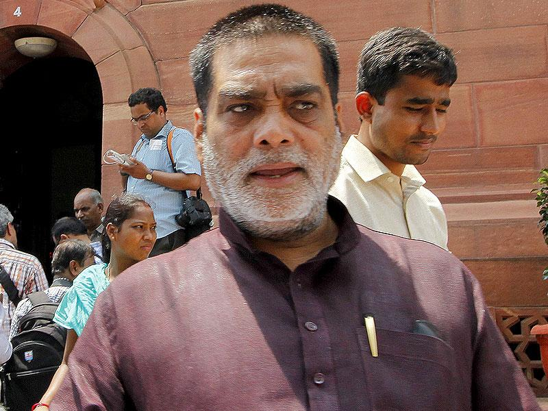 In 2014, Ram Kripal Yadav resigned from the RJD and joined the BJP to contest from Patliputra seat. He won with a substantial margin defeating RJD's Misa Bharti. (HT Photo/Arvind Yadav)