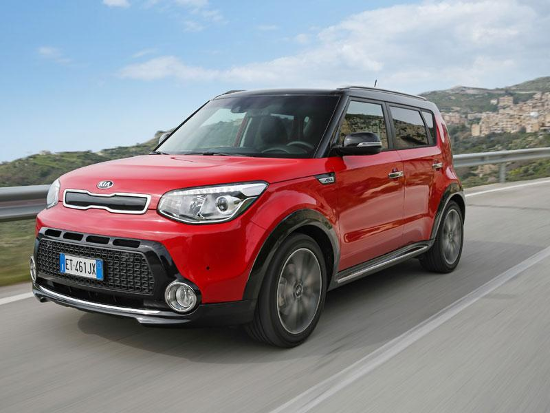 The Kia Soul : A small but well-proportioned hatchback in the SUV mould that drives a hard bargain. Prices start at just $16,000 yet a host of features are thrown in as standard. Photo:AFP