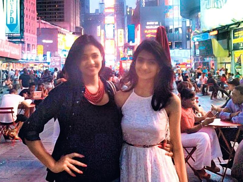 Shweta Tiwari: The actor went on a month-long vacation to the US with her family.