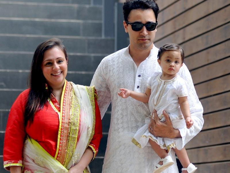 Imraan and Avantika have been together for 13 years now. (AFP Photo)
