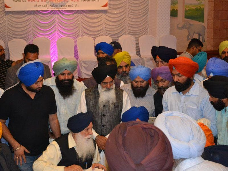 Ruling Shiromani Akali Dal dubbed the attack on a delegation led by Punjab's NRI affairs minister Tota Singh in New York as as act of