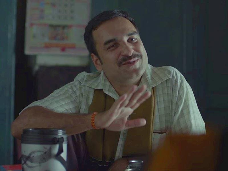 Pankaj Tripathi will also be seen in Masaan that hits theatres on July 24.