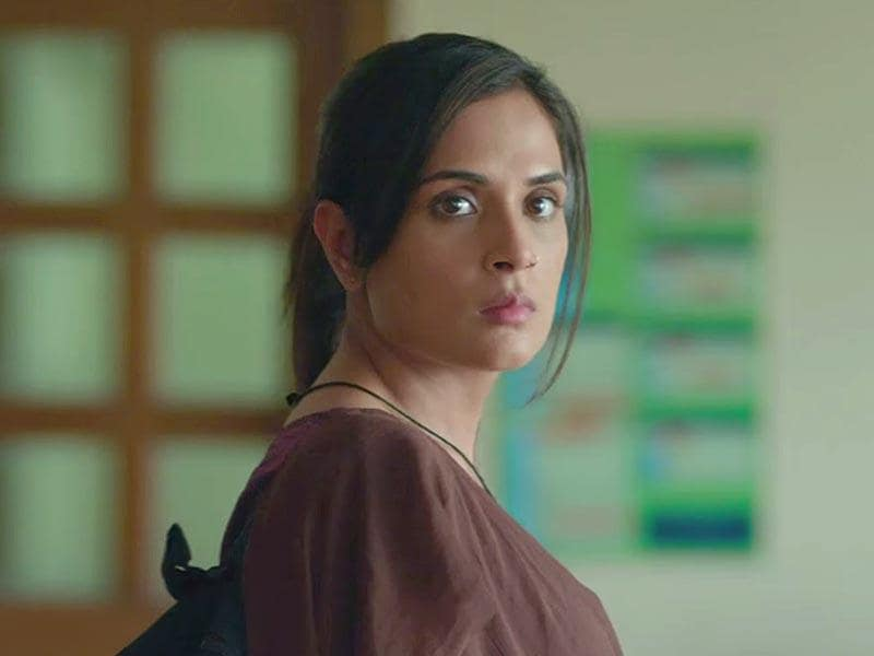 Richa Chadha in a still from Masaan.