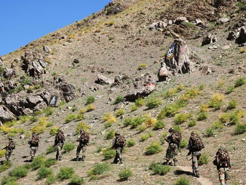 In 1999, militants and Pakistan troops intruded and occupied several mountain peaks in the area. It took several weeks to vacate the militants and Pakistan troops. HT Photo