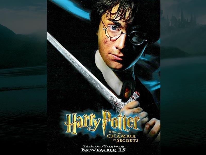 """It is our choices, Harry, that show what we truly are, far more than our abilities."" (Warner Bros.)"