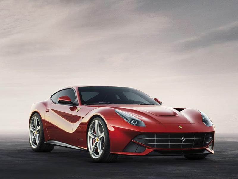 Ferrari F12 Berlinetta - $31,9995 : The standard supercar produces 740hp and is capable of going from 0-100km/h in 3.1 seconds and onto a top speed in excess of 211mph. Photo:AFP