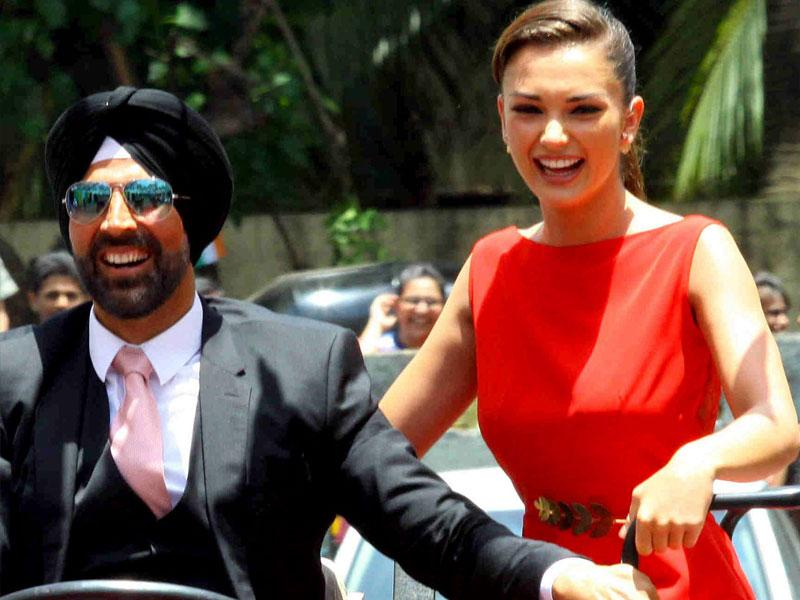 Singh Is Bliing also stars Lara Dutta, Kay Kay Menon and Vivek Oberoi in important roles. (AFP Photo)