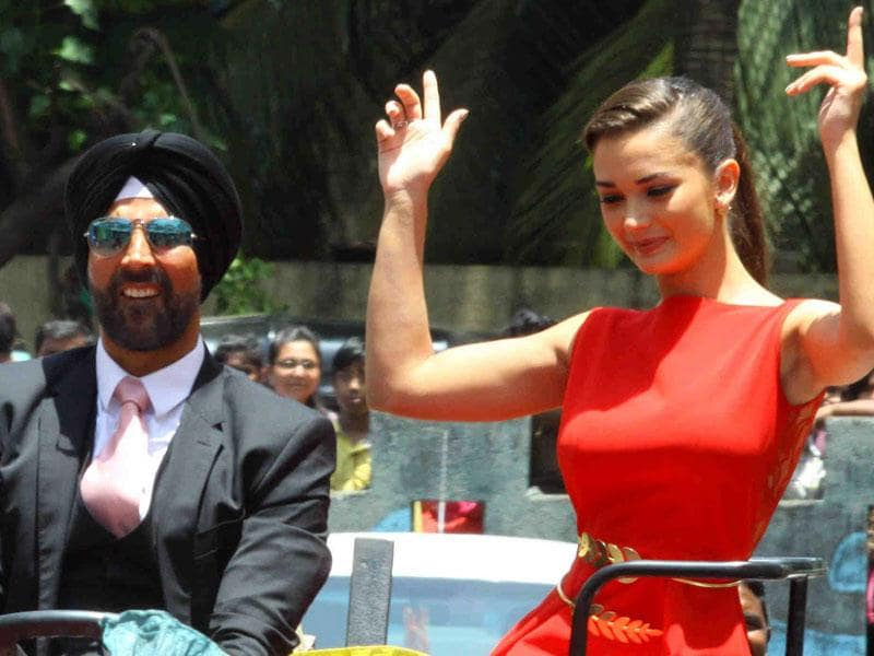 Singh Is Bliing will hit the screens on October 2, 2015. (AFP Photo)