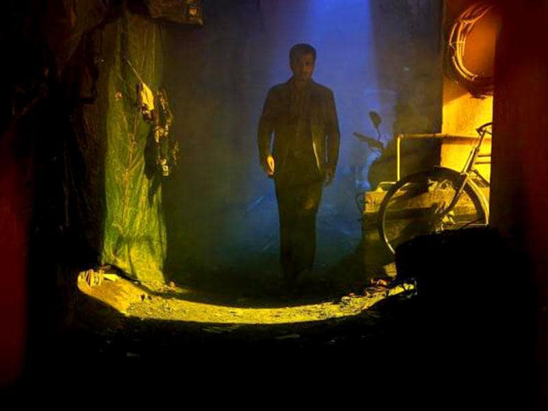 Irrfan Khan in a still from Jazbaa.