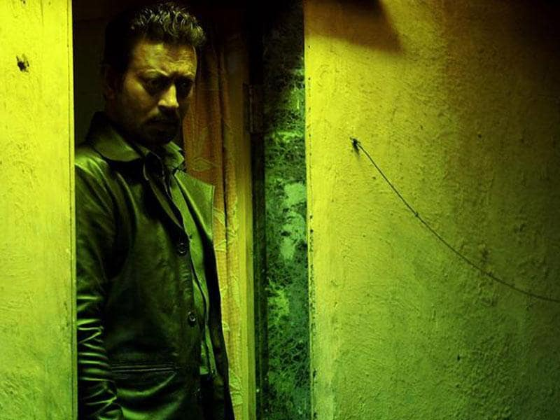 Irrfan Khan plays a cop in Sanjay Gupta's Jazbaa.