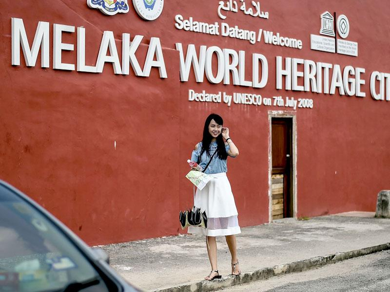 In circa 1400, it became part of Malay Sultanate. (AFP)