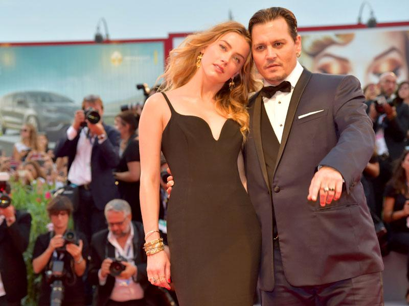 What's even better? The handsome couple shared few tender moment on the Venice Film Festival red carpet at Black Mass premiere.