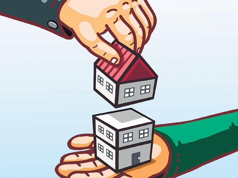 Buyers who shift their home loan are treated as new borrowers by the new lender