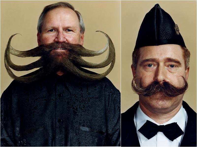 The one thing common with these 300 men was their spectacular facial hair. (worldbeardchampionships.com)
