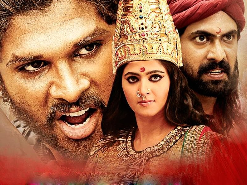 The Anushka Shetty-starrer Rudhramadevi is a biopic on the 13th century Kakatiya dynasty of Andhra Pradesh. It releases on October 9, 2015. (Rudhramadevi3D/Facebook)