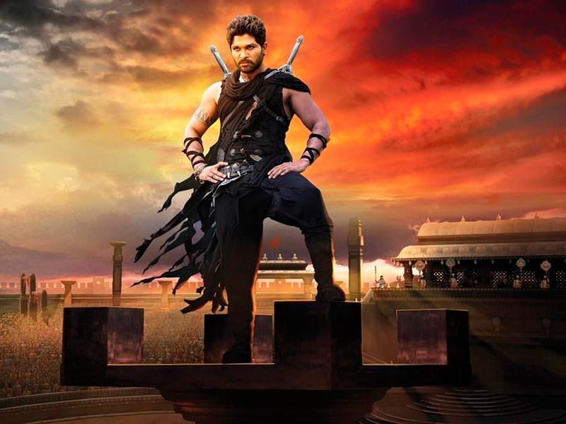 Allu Arjun plays Gona Ganna Reddy, a ruler of principality under Rudhramadevi, who was her staunch supporter amid opposition from her noblemen. (Rudhramadevi3D/Facebook)