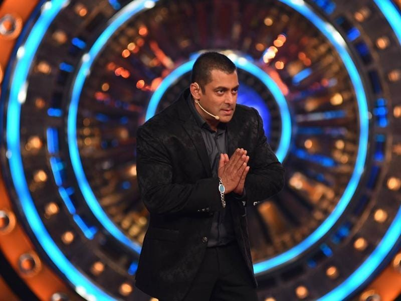 Salman Khan is back as the host of Bigg Boss for the ninth season. (COLORS TV)